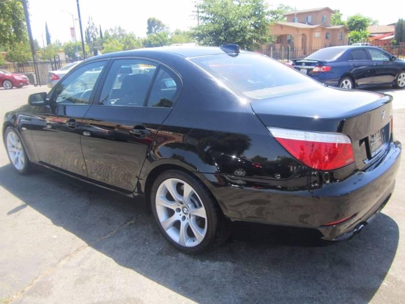 2008 BMW 5 Series 535i 4dr Sedan Luxury - Sacramento CA