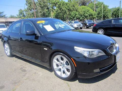 2008 BMW 5 Series for sale at City Auto Center in Sacramento CA