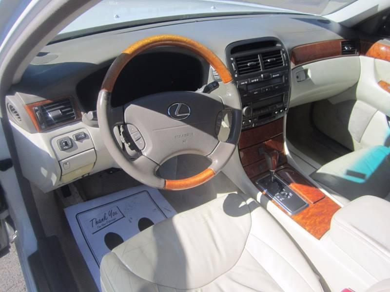 2001 Lexus LS 430 4dr Sedan - Sacramento CA