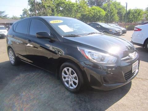 2012 Hyundai Accent for sale in Sacramento, CA
