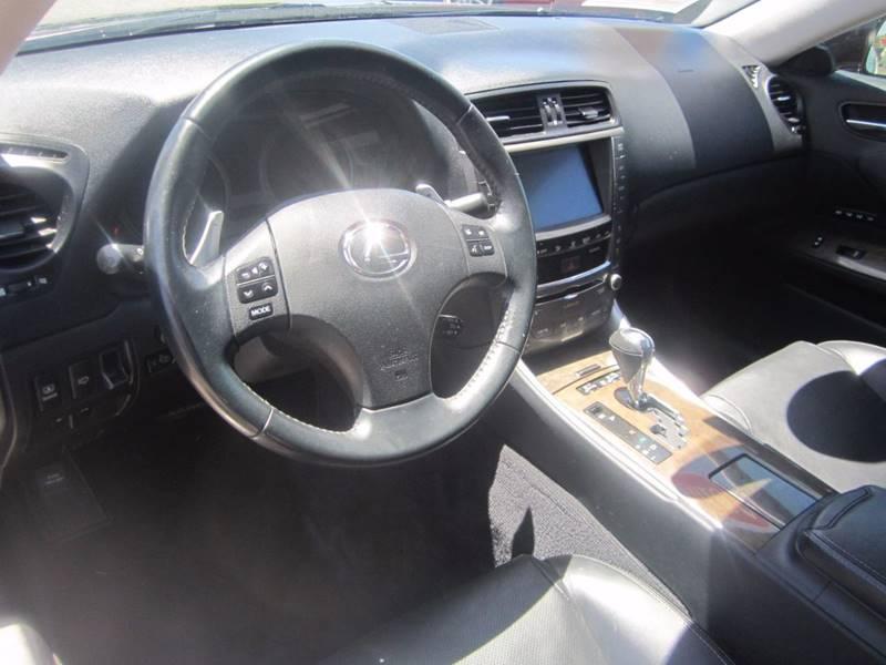 2010 Lexus IS 250 AWD 4dr Sedan - Sacramento CA