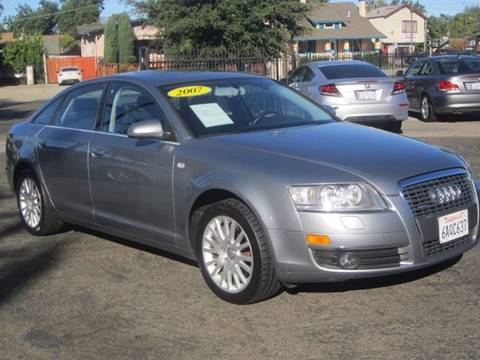 2007 Audi A6 for sale in Sacramento, CA