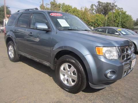 2010 Ford Escape for sale in Sacramento, CA