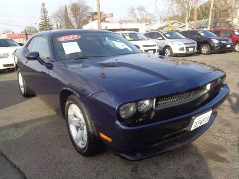 2013 Dodge Challenger for sale in Sacramento, CA