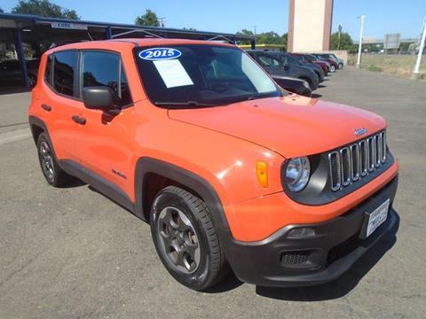 2015 Jeep Renegade for sale in Davis, CA