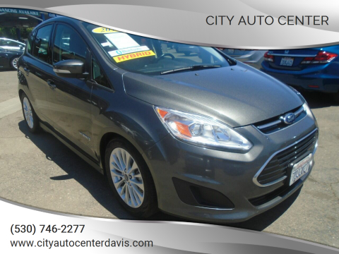 2017 Ford C-MAX Hybrid for sale at City Auto Center in Davis CA
