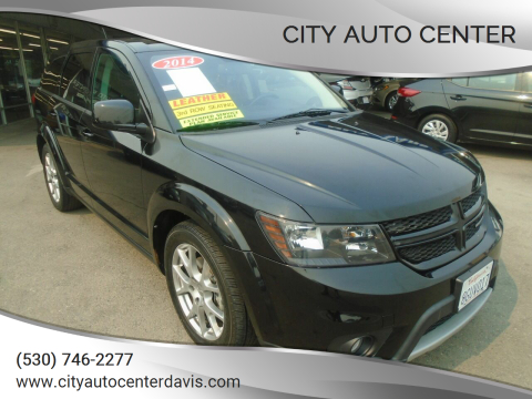 2014 Dodge Journey for sale at City Auto Center in Davis CA
