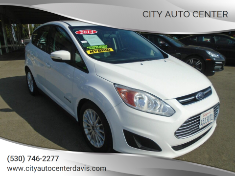 2014 Ford C-MAX Hybrid for sale at City Auto Center in Davis CA