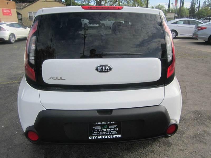 2014 Kia Soul 4dr Wagon 6M - Sacramento CA