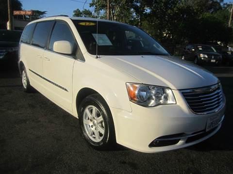 2012 Chrysler Town and Country for sale at City Auto Center - Sacramento in Sacramento CA