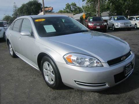 2009 Chevrolet Impala for sale at City Auto Center - Sacramento in Sacramento CA