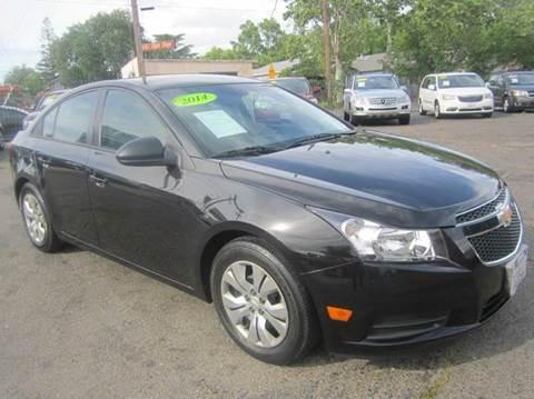 2014 Chevrolet Cruze for sale at City Auto Center - Sacramento in Sacramento CA