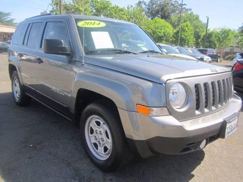 2014 Jeep Patriot for sale at City Auto Center - Sacramento in Sacramento CA