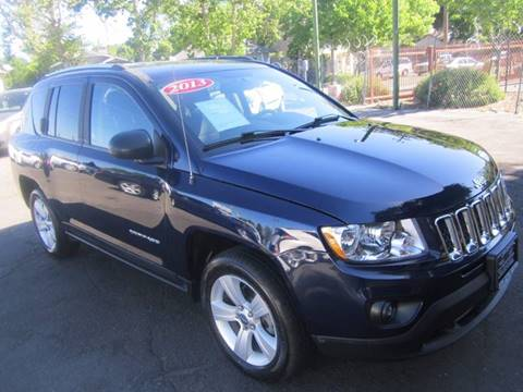 2013 Jeep Compass for sale at City Auto Center - Sacramento in Sacramento CA