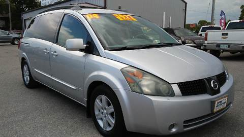 2004 Nissan Quest for sale in Waterloo, IA