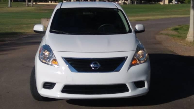 2012 Nissan Versa for sale at Car Mix Motor Co. in Phoenix AZ