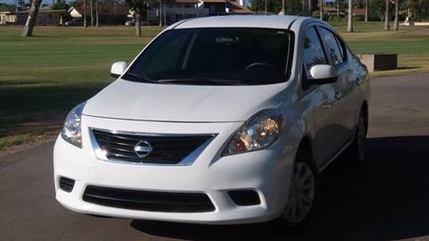 2012 Nissan Versa for sale at Car Mix Motor Co. in Phoenix AZ