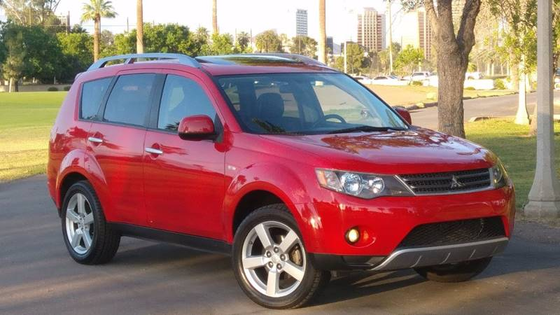 2007 Mitsubishi Outlander for sale at Car Mix Motor Co. in Phoenix AZ