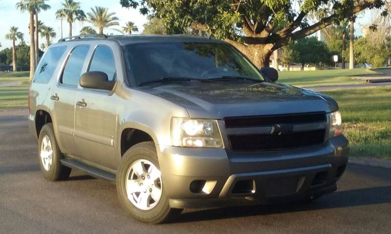 2007 Chevrolet Tahoe for sale at Car Mix Motor Co. in Phoenix AZ