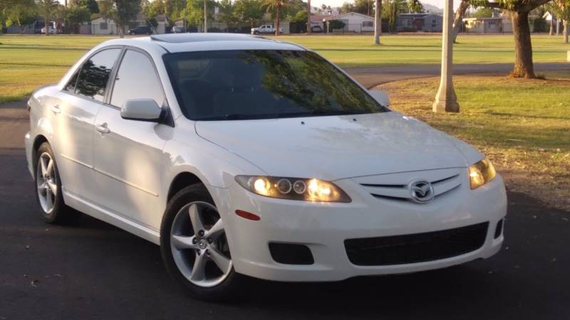 2008 Mazda MAZDA6 for sale at Car Mix Motor Co. in Phoenix AZ