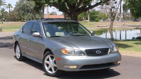 2004 Infiniti I35 for sale at Car Mix Motor Co. in Phoenix AZ