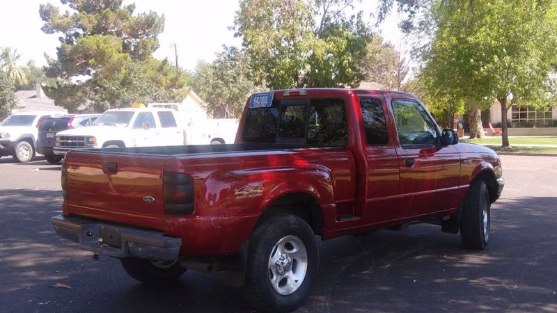 2000 Ford Ranger for sale at Car Mix Motor Co. in Phoenix AZ