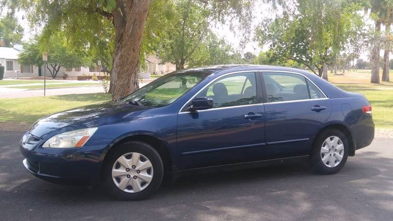 2004 Honda Accord for sale at Car Mix Motor Co. in Phoenix AZ