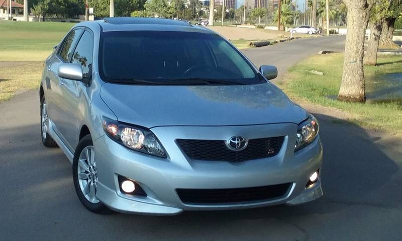 2009 Toyota Corolla for sale at Car Mix Motor Co. in Phoenix AZ