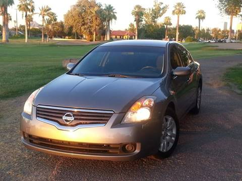 2009 Nissan Altima for sale at Car Mix Motor Co. in Phoenix AZ