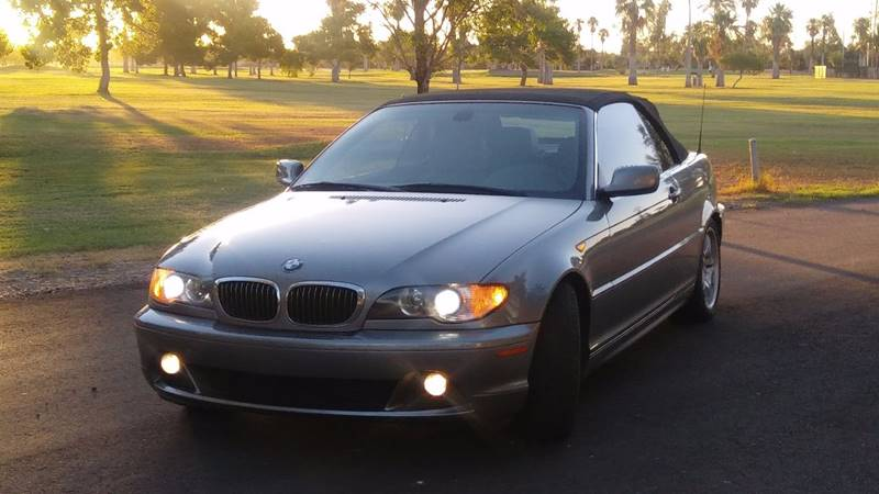2004 BMW 3 Series for sale at Car Mix Motor Co. in Phoenix AZ
