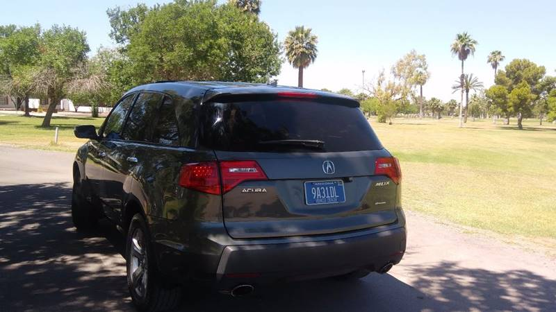 2007 Acura MDX for sale at Car Mix Motor Co. in Phoenix AZ