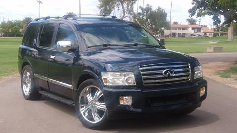 2007 Infiniti QX56 for sale at Car Mix Motor Co. in Phoenix AZ