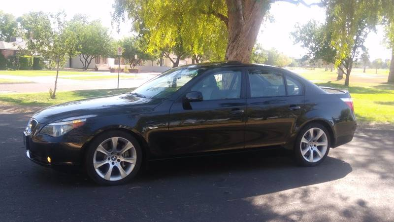 2005 BMW 5 Series for sale at Car Mix Motor Co. in Phoenix AZ