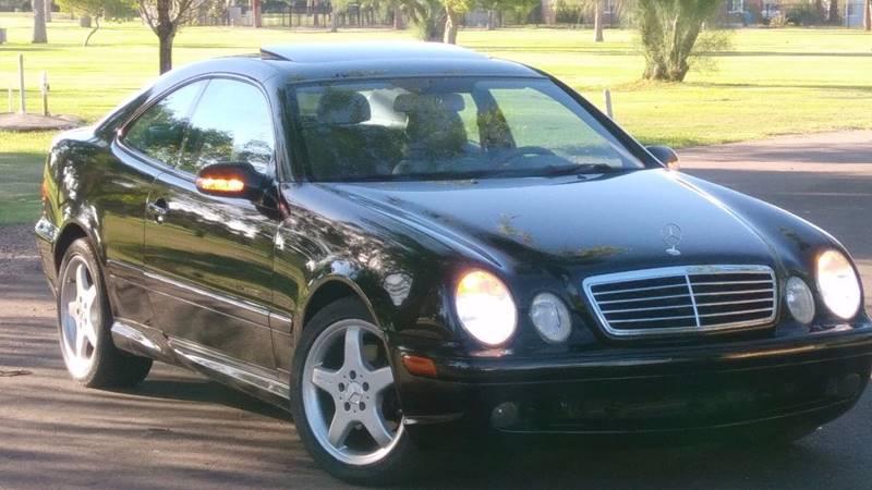 2002 Mercedes-Benz CLK for sale at Car Mix Motor Co. in Phoenix AZ