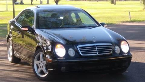 2002 Mercedes-Benz CLK for sale in Phoenix, AZ