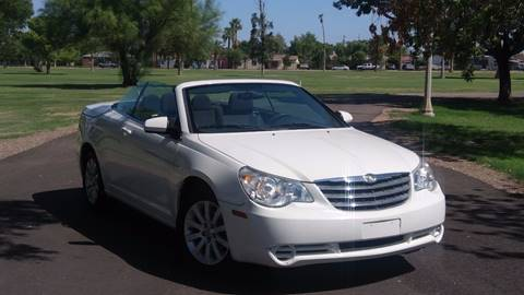 2010 Chrysler Sebring for sale at Car Mix Motor Co. in Phoenix AZ
