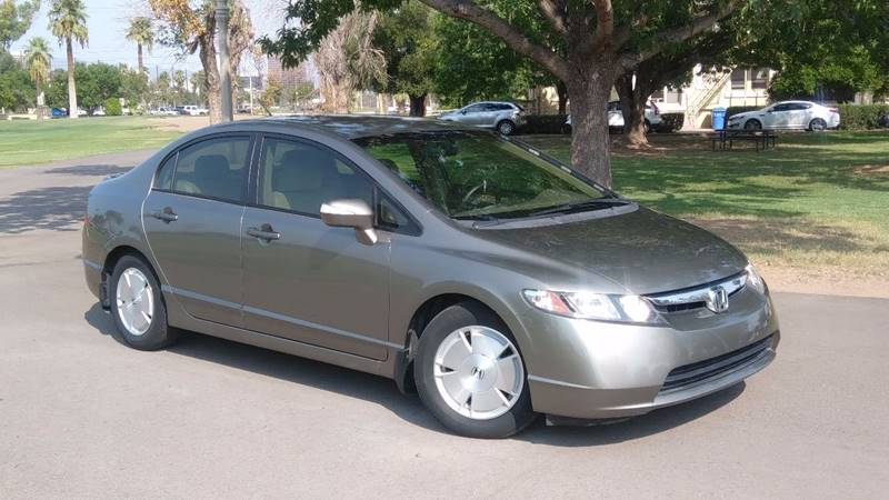 2007 Honda Civic for sale at Car Mix Motor Co. in Phoenix AZ