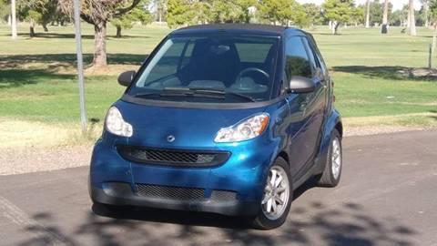 2010 Smart fortwo for sale in Phoenix, AZ