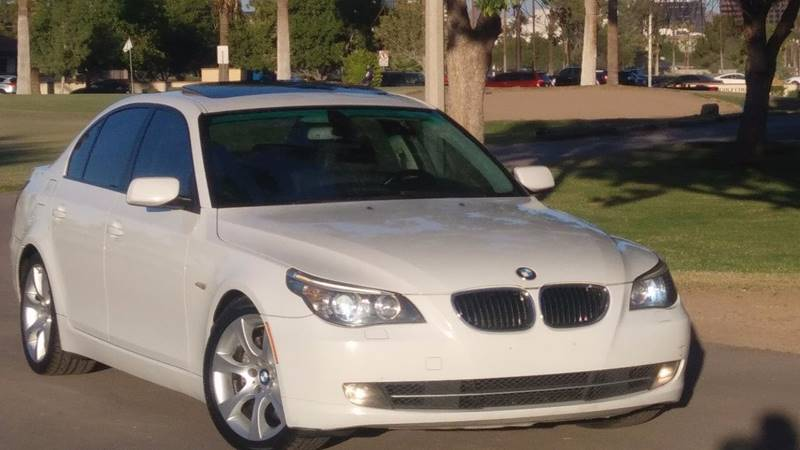 2009 BMW 5 Series For Sale At Car Mix Motor Co In Phoenix AZ