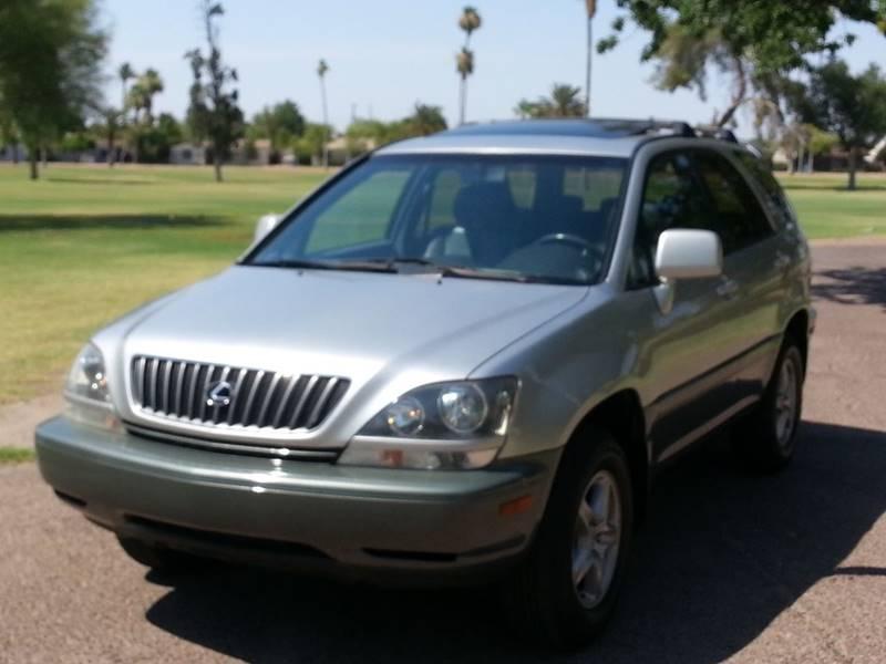 2001 Lexus RX 300 For Sale At Car Mix Motor Co In Phoenix AZ