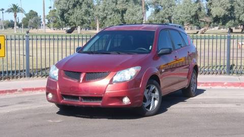 2004 Pontiac Vibe for sale in Phoenix, AZ