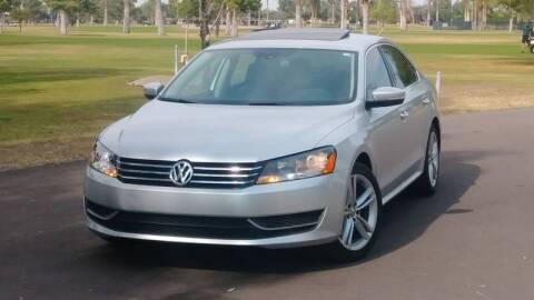 2014 Volkswagen Passat for sale in Phoenix, AZ