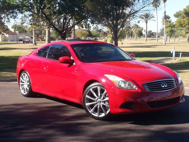 2009 Infiniti G37 Coupe for sale at Car Mix Motor Co. in Phoenix AZ