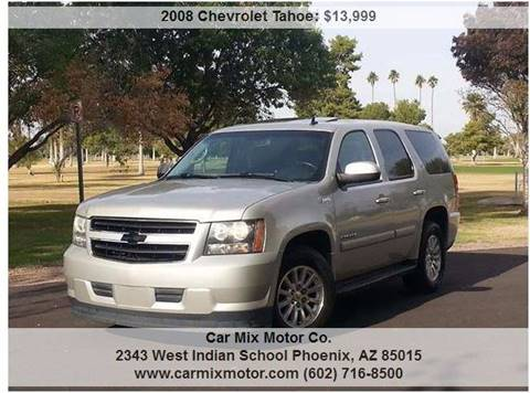 2008 Chevrolet Tahoe for sale in Phoenix, AZ