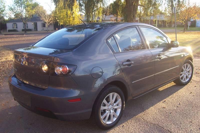 2008 Mazda MAZDA3 for sale at Car Mix Motor Co. in Phoenix AZ