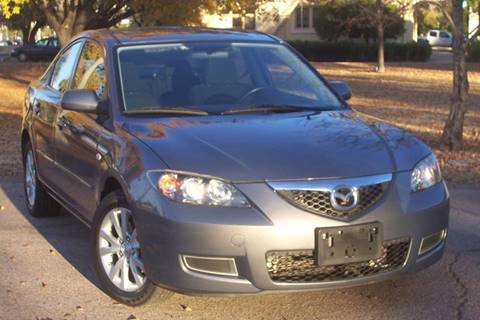 2008 Mazda MAZDA3 for sale at Car Mix Motor Co. in Phoenix AZ