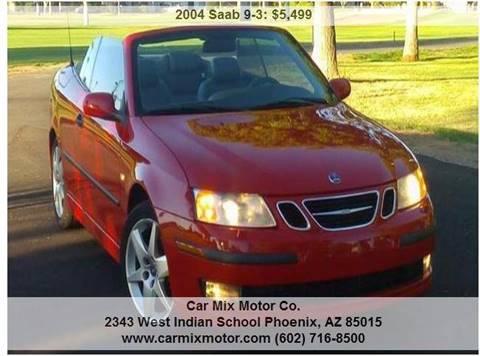 2004 Saab 9-3 for sale in Phoenix, AZ