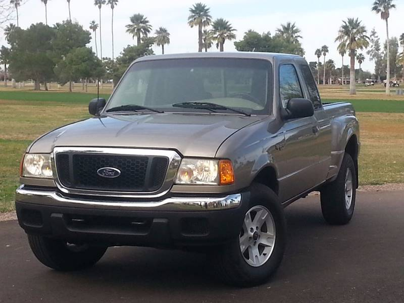 2004 Ford Ranger for sale at Car Mix Motor Co. in Phoenix AZ