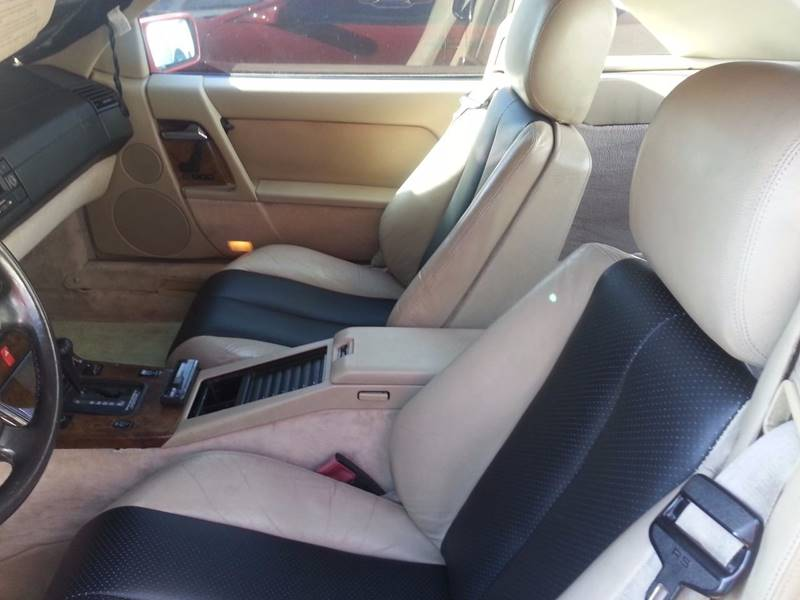 1992 Mercedes-Benz 500-Class for sale at Car Mix Motor Co. in Phoenix AZ
