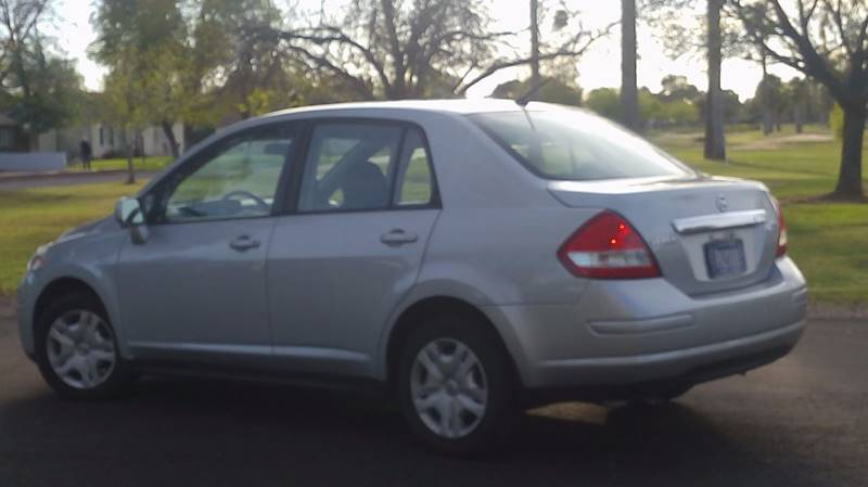 2010 Nissan Versa for sale at Car Mix Motor Co. in Phoenix AZ
